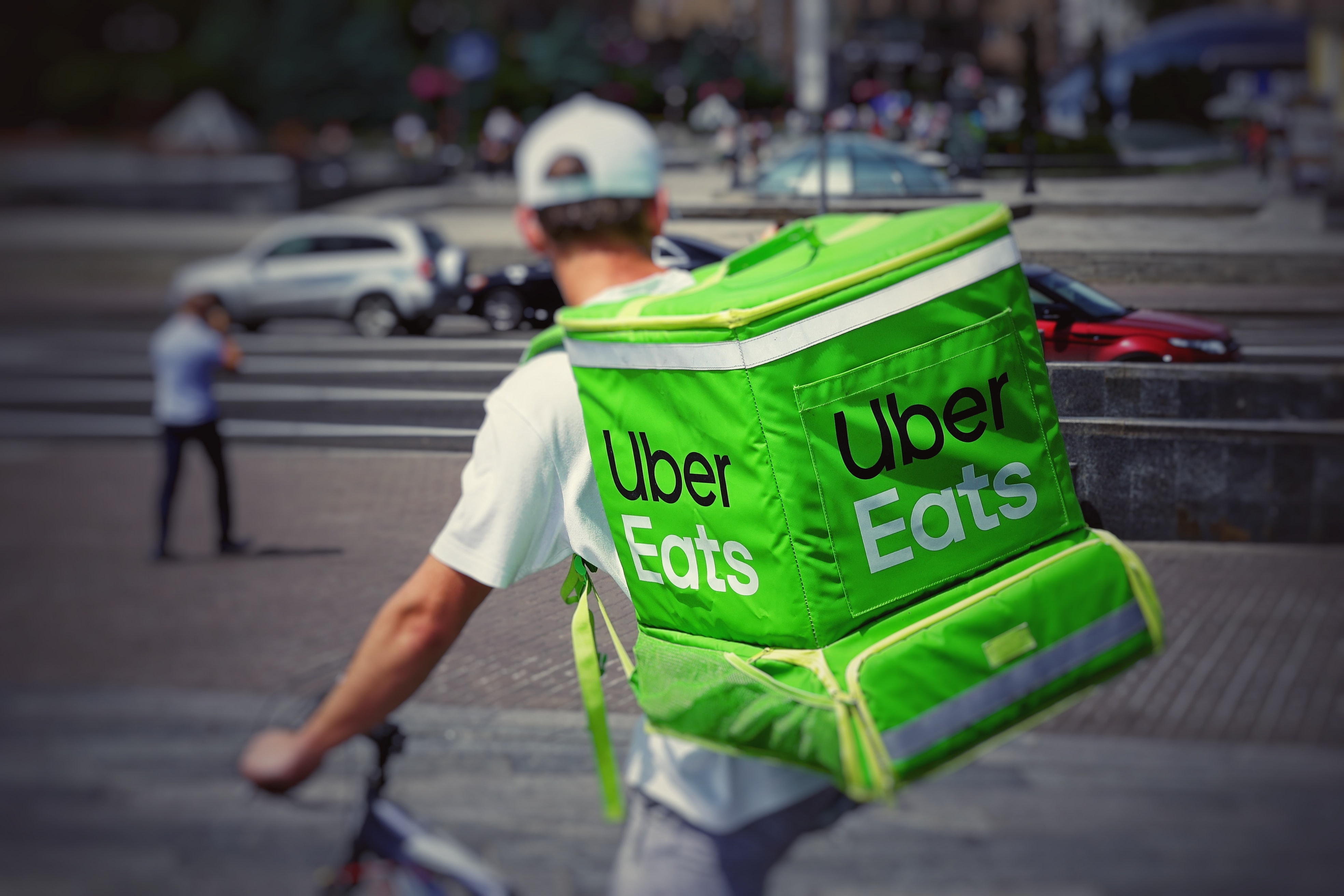 uber eats third party delivery restaurant